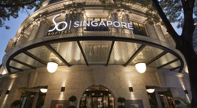 Sofitel So Singapore Hotel