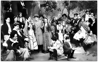 Elenco do Filme 'Nobleza Gaucha' (1915)