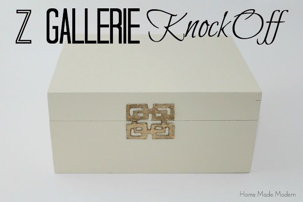 z gallerie knockoff ming box