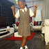 AY The Comedian's daughter is a year older