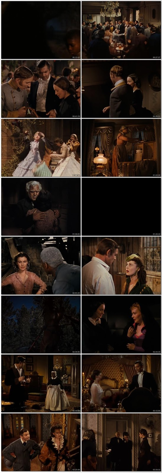 Gone With The Wind (1939) Dual Audio 720p 1.2GB [Hindi - English] BluRay