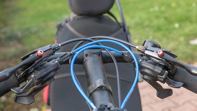 Câbles et gaines dérailleur pour vélo couché