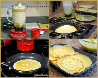 How to make potato blintzes, extra tips.