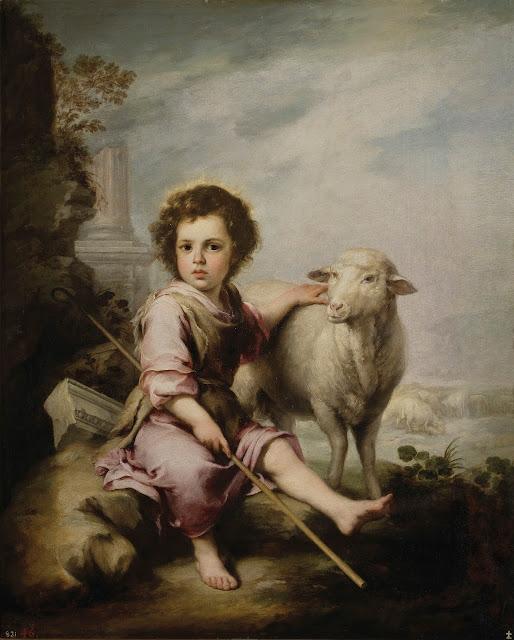 El buen pastor, 1660