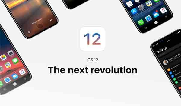 El nuevo iOS 12 viene con todo mejor rendimiento y más