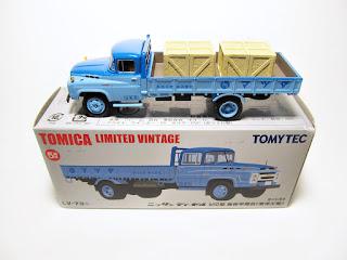 Tomica Limited Vintage LV-73c Nissan Diesel 680 High Bed Toyo Kogyo mazda