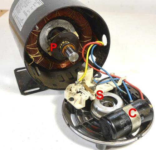 30k0v Speed Motor Kenmore Washing Machine moreover Westinghouse Motor Wiring Diagram in addition Thermal Fuse Location On Maytag Gas Dryer additionally Permanent Split Capacitor Motor Wiring Diagram additionally 45180 Self Starting Induction Motors. on ge electric motor centrifugal switch