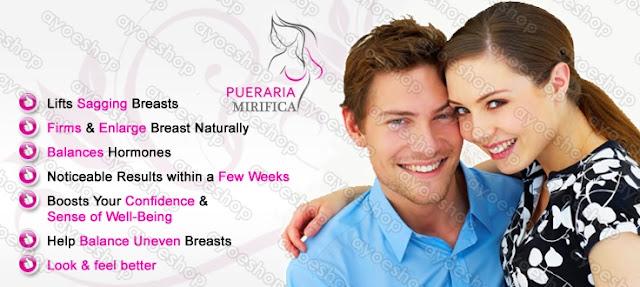 pueraria mirifica merangsang hormon estrogen