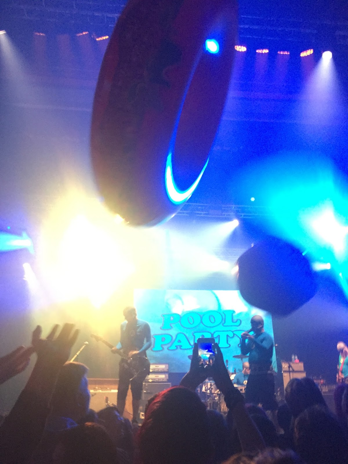 The Aquabats at Manchester Apollo 2018