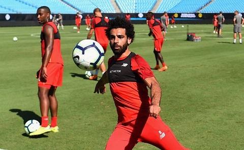 Mohamed Salah cầu thủ được Liverpool kỳ vọng