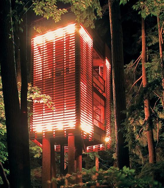 شاهد صور 29 منزل فوق الأشجار سيعجبك أن تعيش بها  Top-29-Treehouses-Muskoka