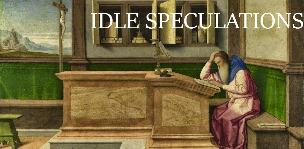 IDLE SPECULATIONS: Poussin and Religion