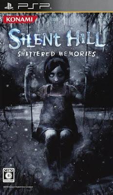 【PSP】寂靜嶺:破碎的記憶中文版(Silent Hill - Shattered Memories)