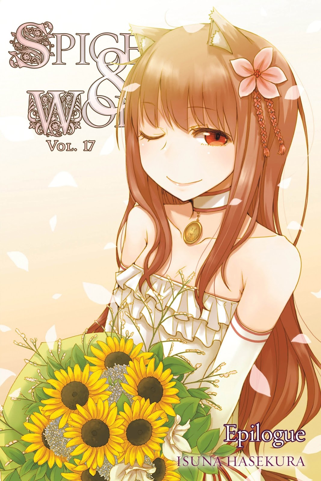 Download Spice and Wolf Light Novel [EPUB]