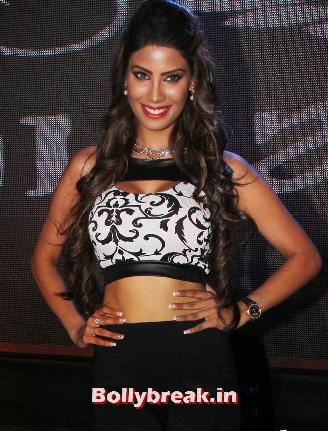 Nicole Faria, Hotties at Yaariyan Music Launch