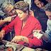 Dilma foi hostilizada em restaurante por uma senhora de 80 anos