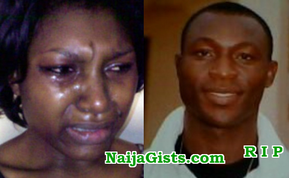 ufuoma ejenobor loses brother to kidney disease