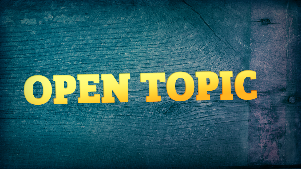 Open Topic | Free Form Discussion on UFOs, Paranormal, and more - Powered by Inception Radio Network