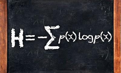 معادلة شانون للمعلومات
