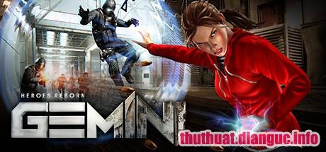 Download Game Gemini: Heroes Reborn Full Cr@ck
