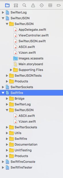 Notes from a Swift developer: Xcode Server and multiple