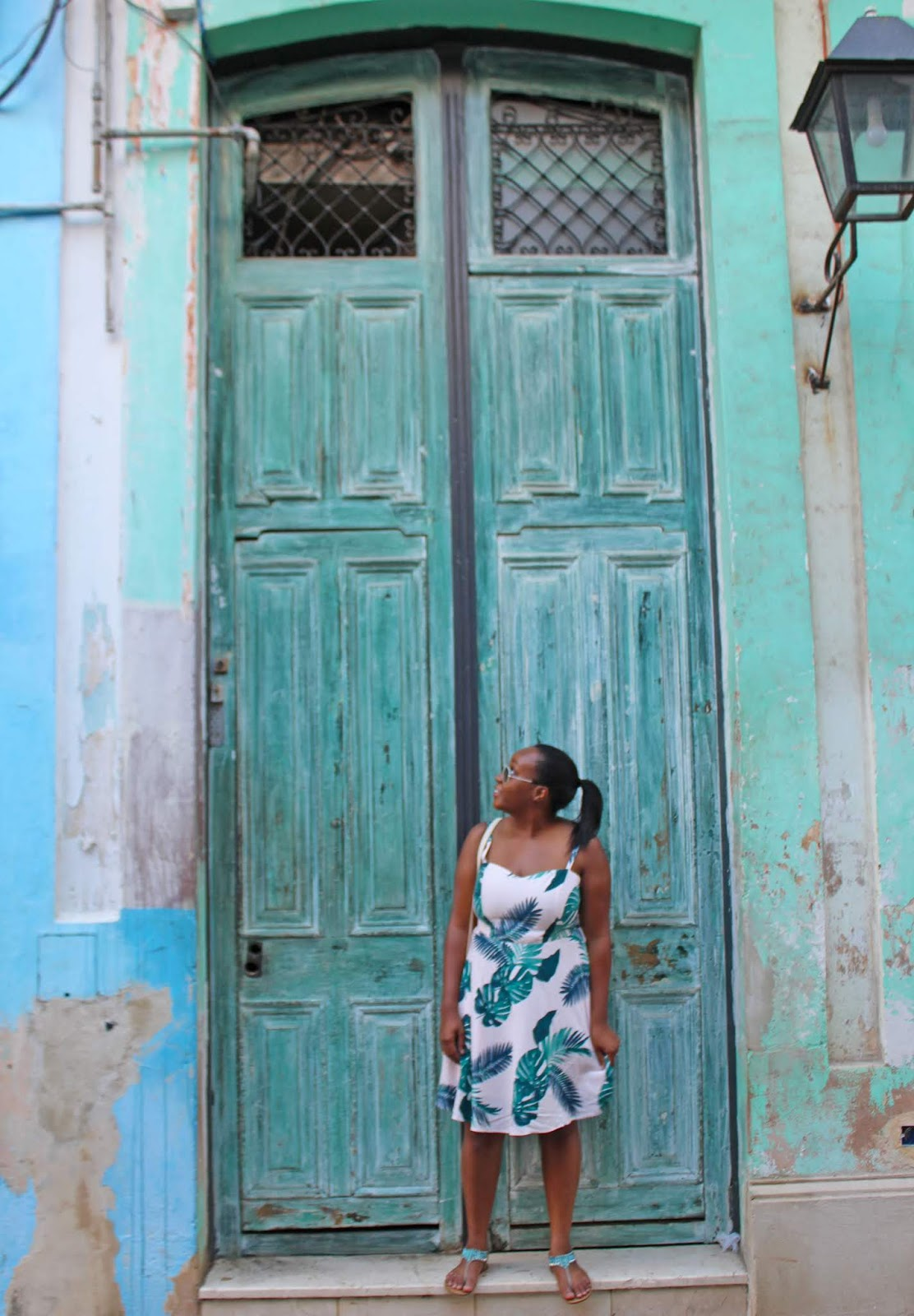 making restorations Havana day 3.1