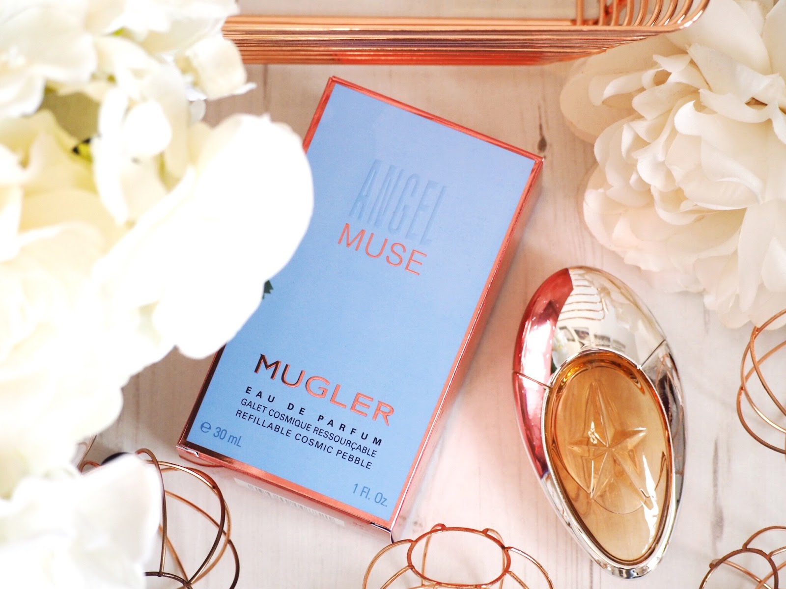 Showstopping Scents Thierry Mugler Angel Muse Perfume Lady Writes