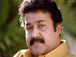 Mohanlal in yellow