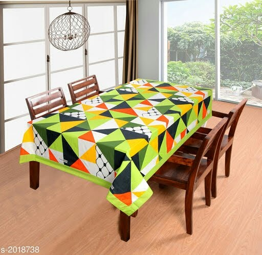 Lovely Printed Table Cover