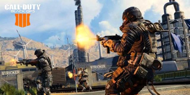 Spesifikasi PC Untuk Game Call of Duty: Black Ops 4