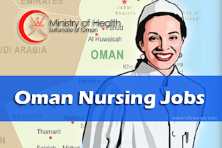 Oman MOH now hiring staff nurses, with P75,000 monthly