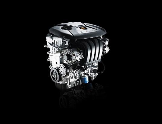 Kia Cerato 2017 động cơ 2.0L