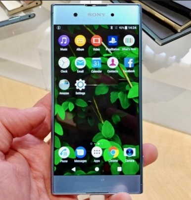 Harga HP Sony Xperia XA1 Plus Tahun 2017 Lengkap Dengan Spesifikasi dan Review, RAM 3GB, Layar 5.5 Inchi, Android Nougat