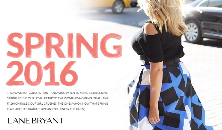 38adff3cd62 Babblings of a Mommy  First Look  Lane Bryant Spring 2016 Collection