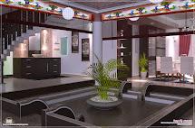 Courtyards Interior Design Ideas