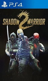 Shadow Warrior 2 PS4-PRELUDE