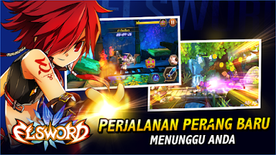 Elsword: Evolution V3.2.0 Mod Apk For Android [Terbaru]