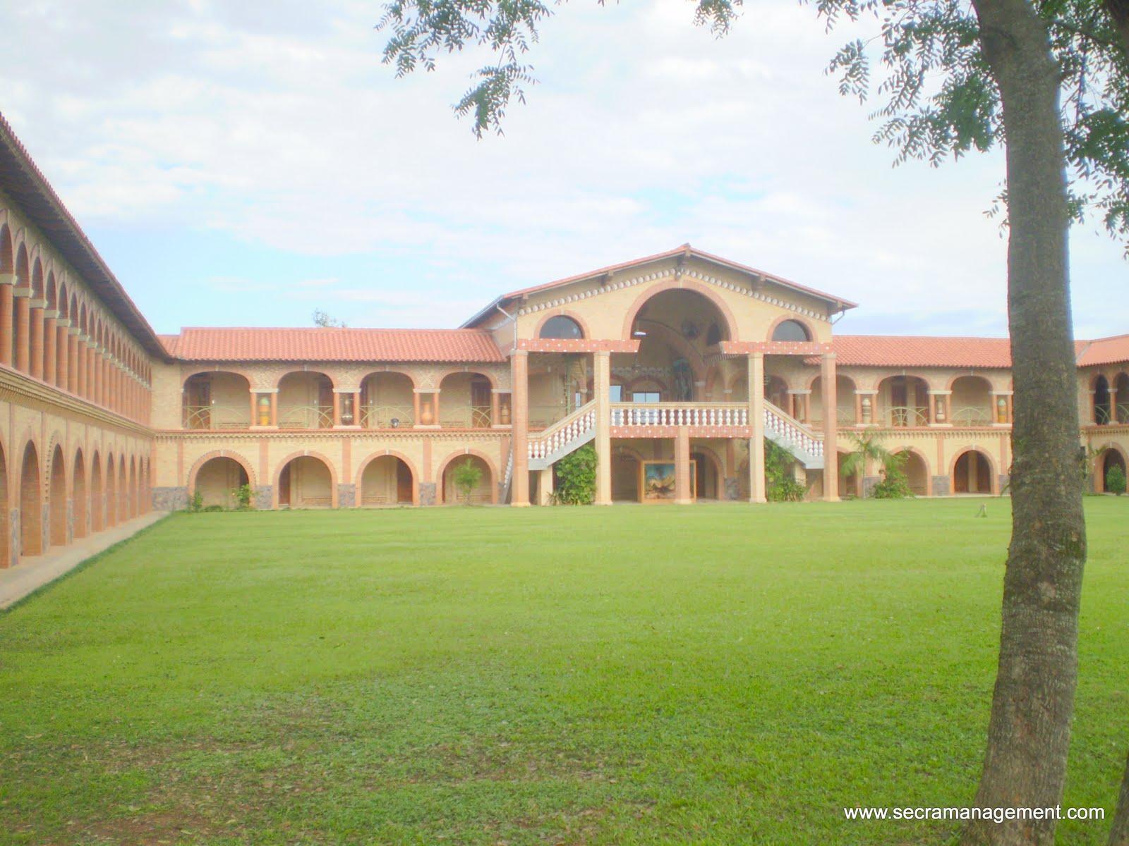 Merkel Paraguay Haus