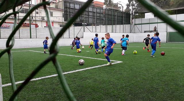 Esporte na infância. Uma atividade lúdica.