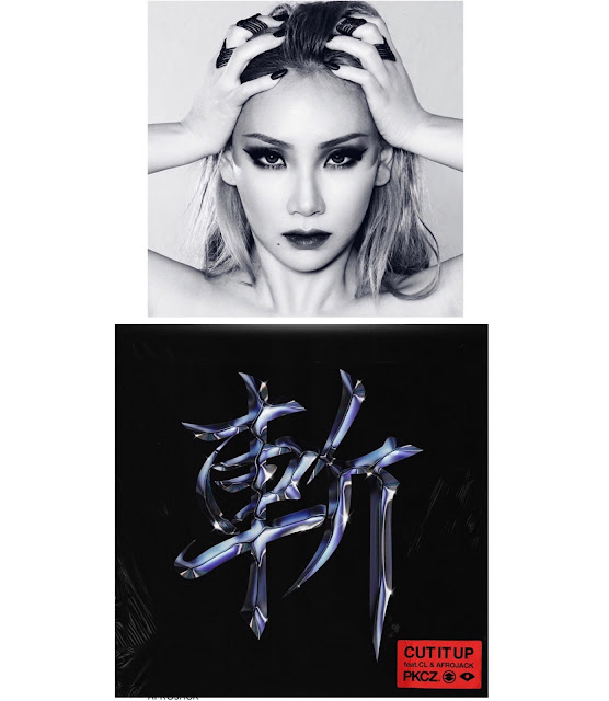 CL's feature in PKCZ and Afrojack's will be globally released on June 4, 2019. #CL
