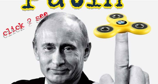 Russian Government Believe That Fidget Spinners Are Tools For Mind Control