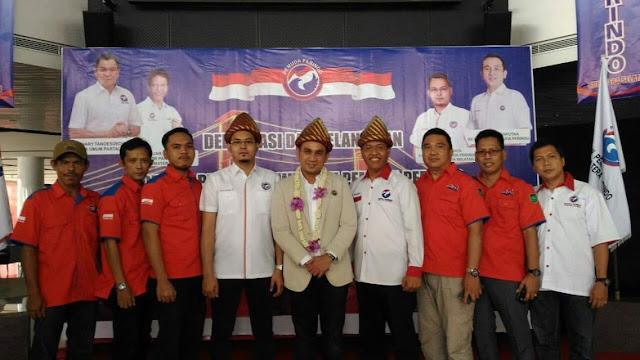 Pemuda Perindo Siap Sukseskan Pemilu 2019