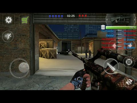 Counter%2BAttack - Counter Attack Team 3D Shooter v1.1.89 APK & Money Cheat