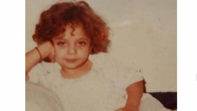 خمنوا هذه الطفلة المشاكسة أي نجمة مصرية أصبحت  الصورة التي أثارت دهشة جمهورها
