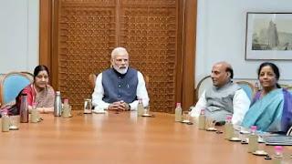 pm-modi-take-high-level-meeting