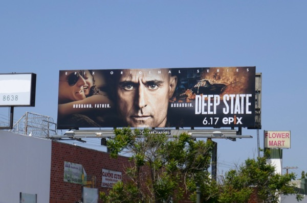 Deep State Epix billboard