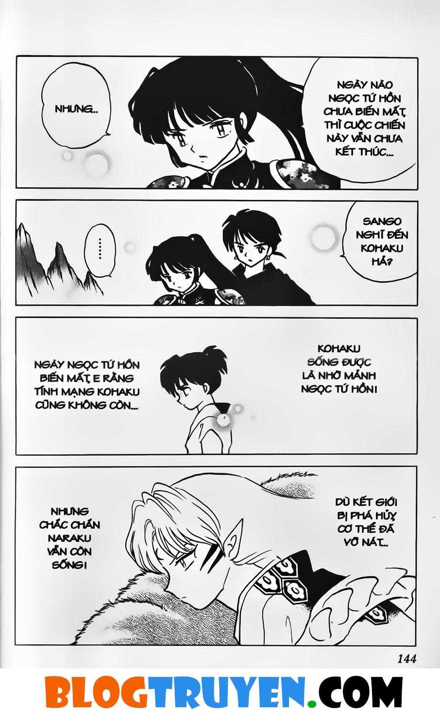 Inuyasha vol 33.8 trang 13