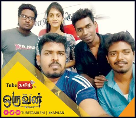 Live Interview With Oruvan Movie Team From Jaffna – TubeTamil FM