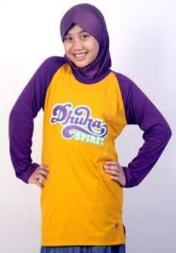 Kaos Anak-Anak Muslim Model Terbaru 2017