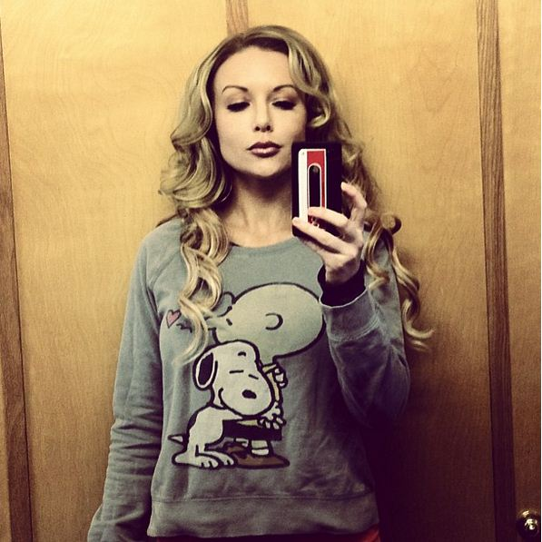 kayden kross selfie image